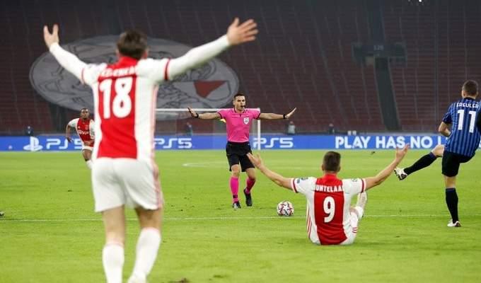 ليفربول يعزز صدارته بتعادله امام ميتلاند واتالانتا يرافقه بفوز صعب امام اياكس