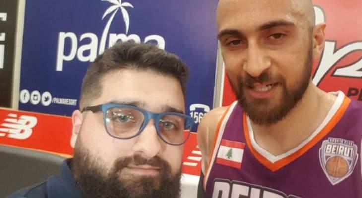 خاص - باسل بوجي : المتحد خصم عنيد وسيصعب علينا لقاء الجمعة
