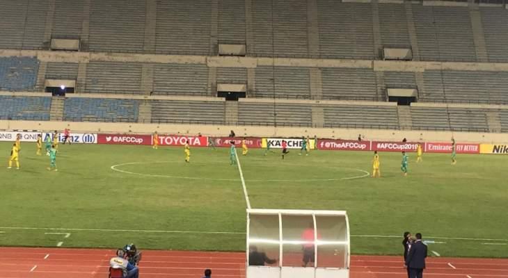 كأس الاتحاد الاسيوي : ترتيب المجموعة الثالثة بعد انتهاء الجولة السادسة