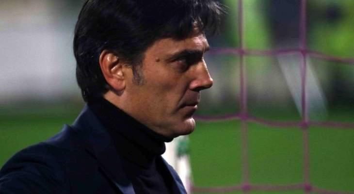 فيورنتينا يؤكد: لن نقيل مونتيلا
