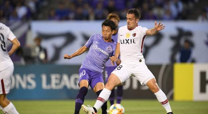 تأهل مثير لكاشيما الياباني إلى ربع نهائي دوري أبطال آسيا
