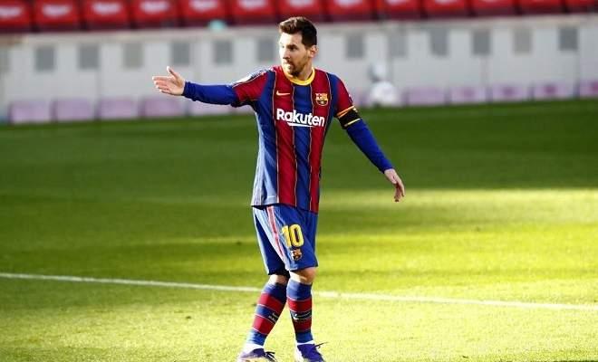ميسي ملك الدوري الإسباني بالأرقام
