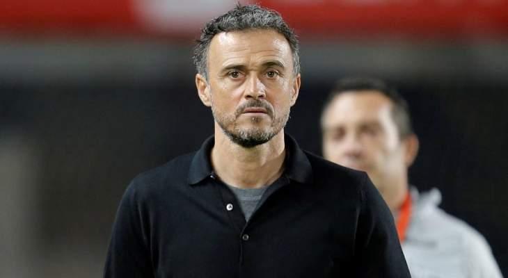 انريكي: ريال مدريد لم يستغل الفرص أمام برشلونة