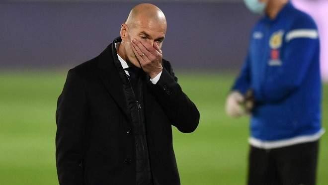 أزمة شاملة في ريال مدريد وزيدان الخاسر الأكبر