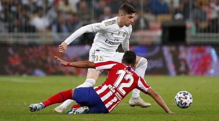 ريال مدريد بطلاً للسوبر الاسباني بتفوقه على الاتلتيكو بضربات الترجيح