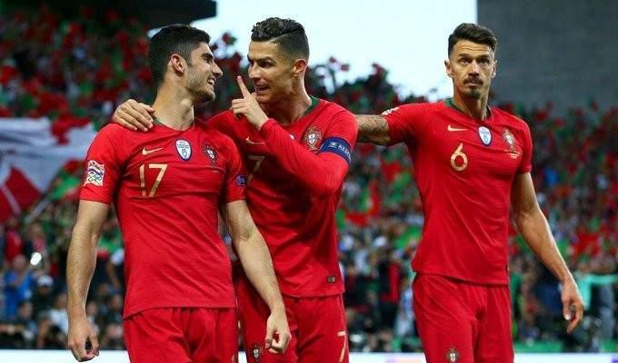البرتغال تحرز النسخة الاولى من دوري الامم الاوروبية امام الطواحين الهولندية