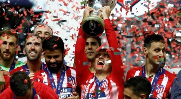 هل ينجح اتلتيكو بتهديد هيمنة العملاقين برشلونة وريال هذا الموسم؟