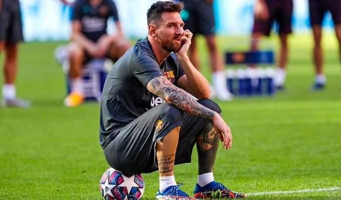 تقارير: ميسي أخبر برشلونة انه يريد الرحيل