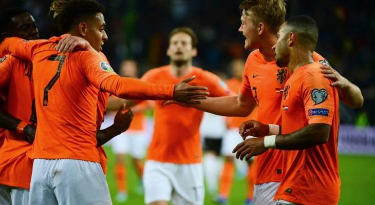 إسبانيا تواجه هولندا ودياً في آذار