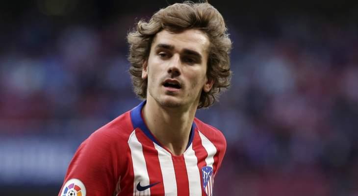 غريزمان يشعر بالخيبة بسبب رفضه من قبل لاعبي برشلونة