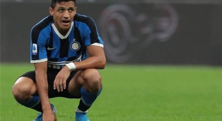 سانشيز من مانشستر يونايتد إلى الإنتر بعقد دائم