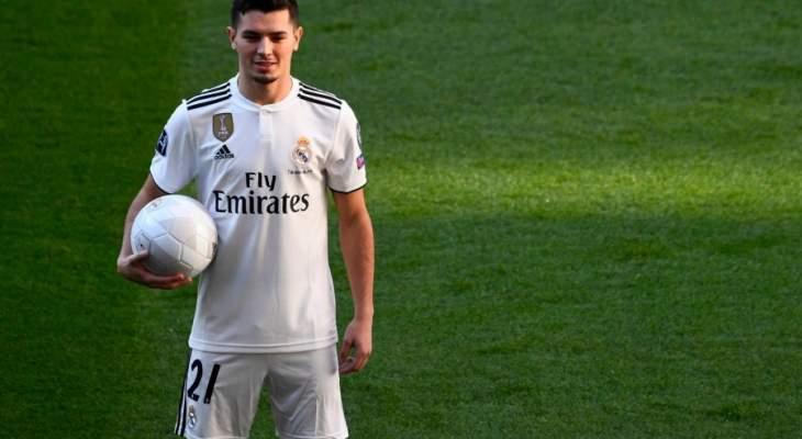 الشكوك تحوم حول مستقبل دياز في ريال مدريد