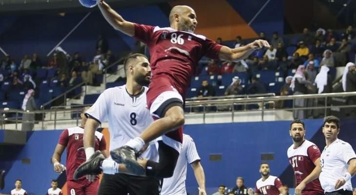 يد قطر تتأهل إلى نهائيات كأس العالم ..والامارات تجدد آمالها