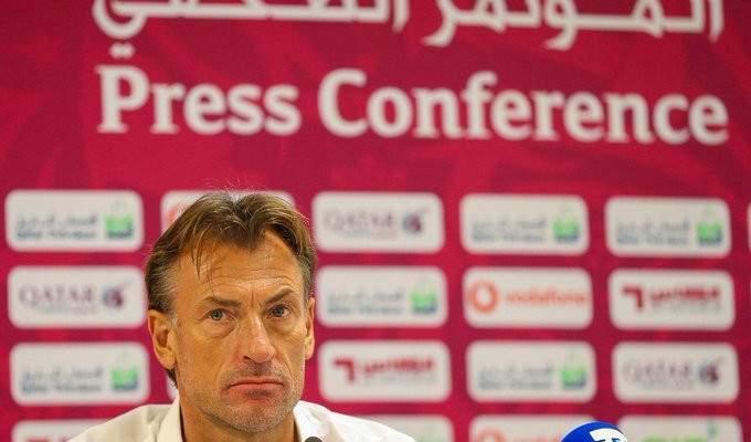 مدرب السعودية: الاداء لم يكن جيدا امام البحرين بالرغم من الفوز