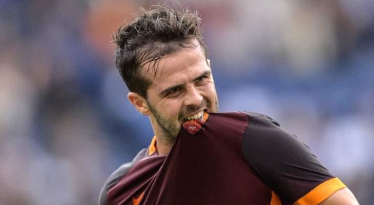 روما يحصل على الأموال من صفقة إنتقال بيانيتش لبرشلونة
