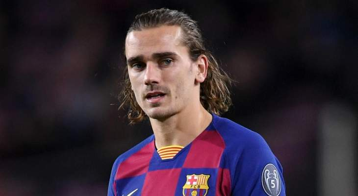 غريزمان يريد الاستمرار مع برشلونة