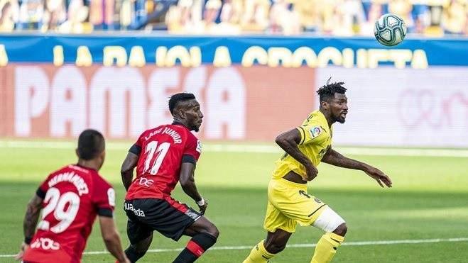 الليغا: اسبانيول المنقوص يفرض التعادل على خيتافي وفوز فياريال على مايوركا