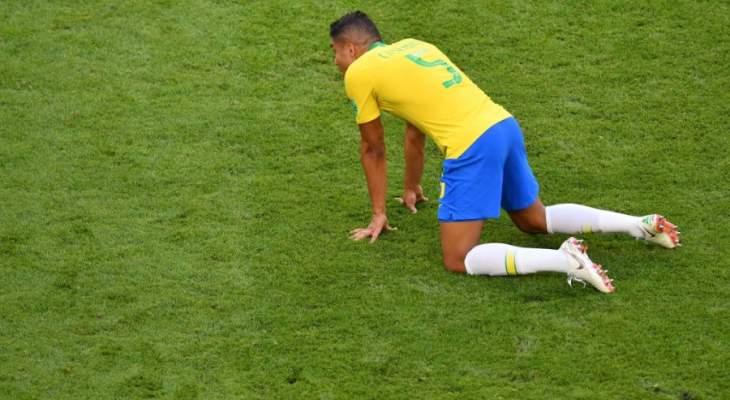 خاص : اللحظة التي ادت الى خروج البرازيل من مونديال روسيا 2018