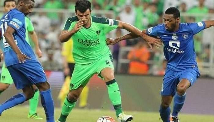 كأس زايد : الهلال السعودي الى النهائي لمواجهة النجم الساحلي