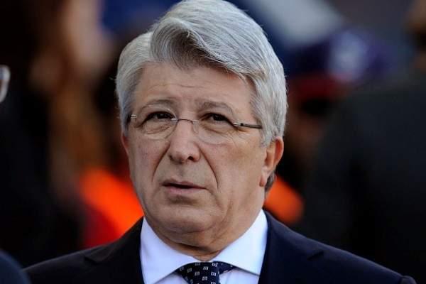 رئيس اتلتيكو مدريد يعترف بالاهتمام بجايمس