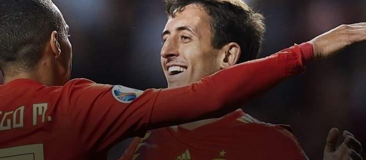 تصفيات يورو 2020: اسبانيا تواصل تألقها وفوز صعب لايطاليا