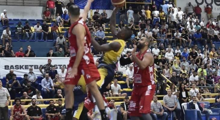 الرياضي يفتتح بطولة حسام الدين الحريري بفوزه على النجم الساحلي
