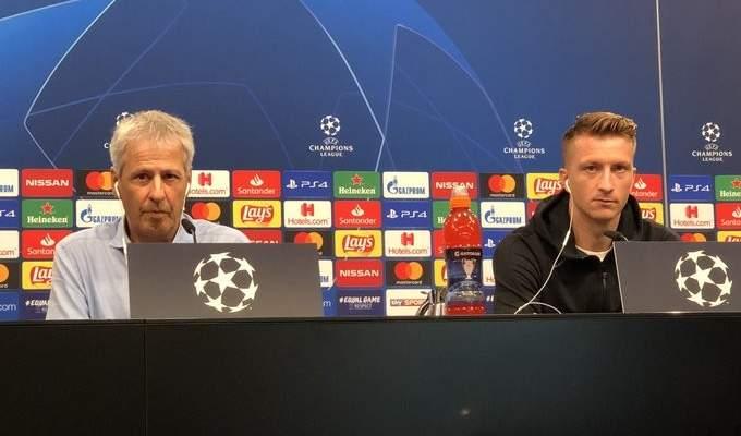 فافر: جاهزون للمباراة وتوقعت مواجهة برشلونة