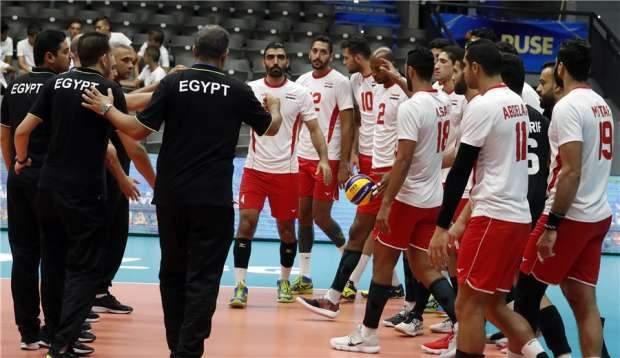 مصر تفتتح مشوارها في مونديال الطائرة بالفوز على استراليا