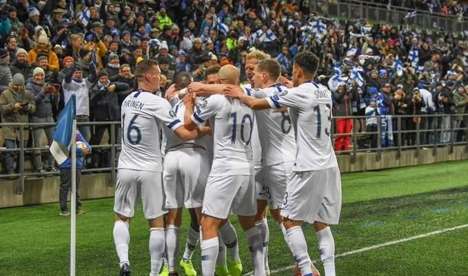 تصفيات يورو 2020: فنلندا تحجز مكانها في البطولة والنروج تبقي على امالها