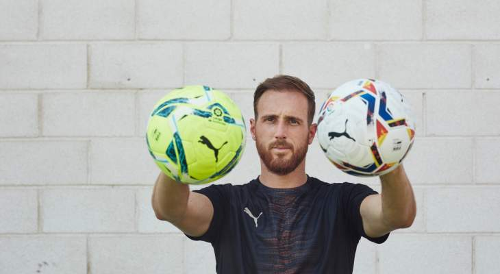 الكرة الجديدة للدوري الإسباني