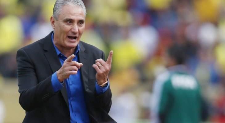 مدرب منتخب البرازيل يردّ على الرئيس الأميركي