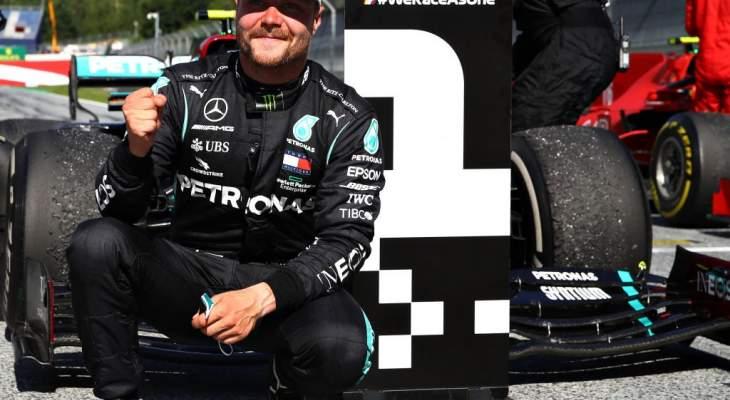 تصريحات ثلاثي المنصة بعد سباق جائزة النمسا المثير