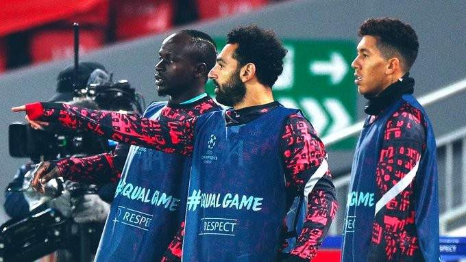 محمد صلاح يعود لتدريبات ليفربول