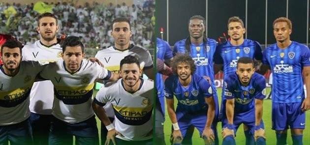 لاعبو الهلال والنصر يهنئون جماهيرهم بحلول شهر رمضان