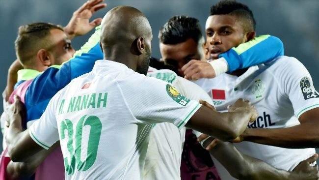 دوري ابطال افريقيا: الرجاء يحسم التأهل بعد التعادل مع الترجي
