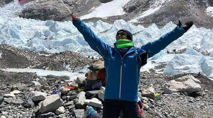 خاص: رامونا خليفة تتحدث عن تحقيق حلمها في تسلق الجبال