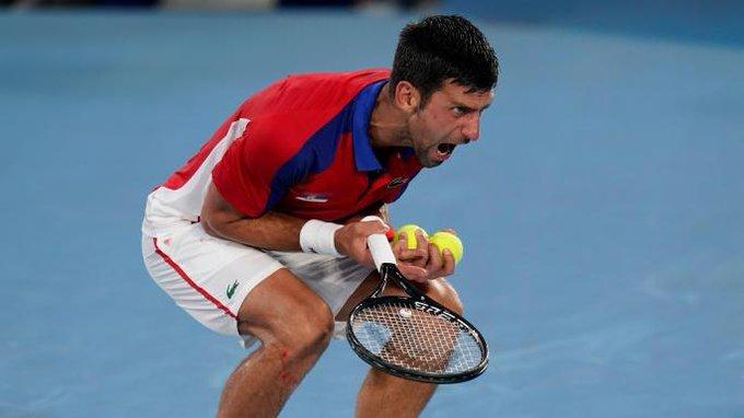 زفيريف: أخبرت نوفاك أنه أعظم لاعب تنس في كل العصور