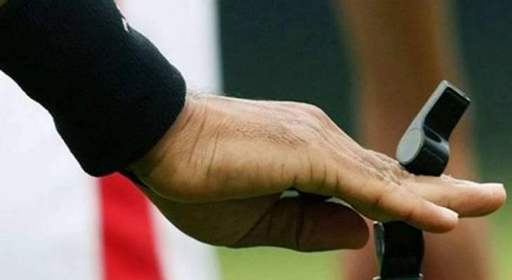 صافرة جنوب إفريقية لقيادة مباراة مصر والكونغو