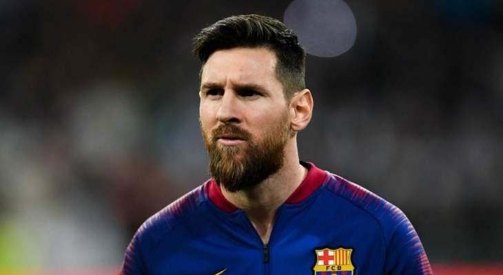 المدير الرياضي السابق لبرشلونة: ميسي لديه الحق في التفكير وتقرير مصيره