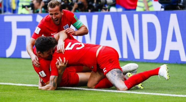 انكلترا تواصل التألق وتطيح بالسويد في طريقها لنصف النهائي