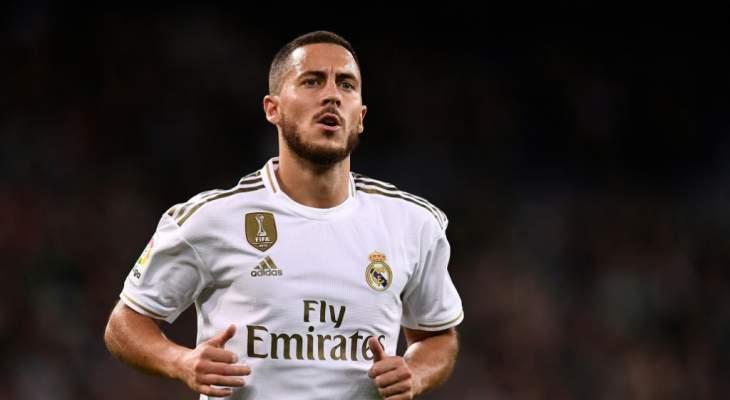 دوري أبطال أوروبا: جماهير ريال مدريد تنتظر انطلاقة هازارد الفعلية