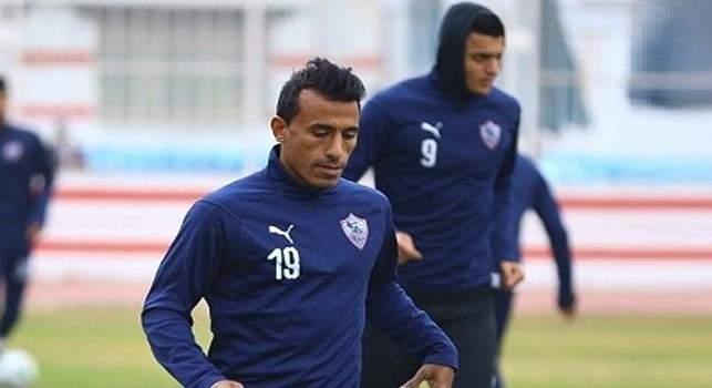 بسبب عبد الشافي ..الزمالك يتحرك قانونيا ضد لاعب الاهلي وليد سليمان