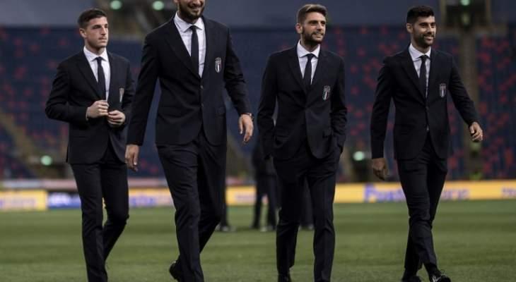 كيليني ودوناروما افضل لاعبي ايطاليا في مباراة بولندا