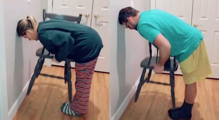 لا علاقة للجسم الرياضي بنجاح تحدي الكرسي