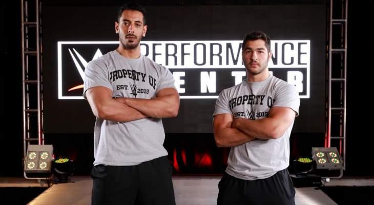حسين الدقل و فيصل كردي ينضمان الى مركز تدريبات WWE