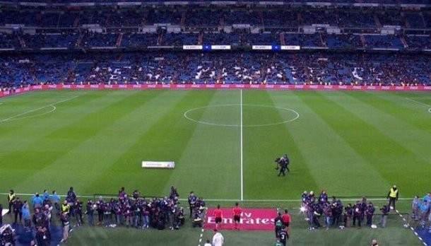 جماهير ريال مدريد لم تنس احداث مباراة سوسييداد والظلم التحكيمي