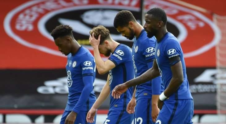 ساونيس ينتقد مدافعي تشيلسي بعد هزيمة شيفيلد يونايتد