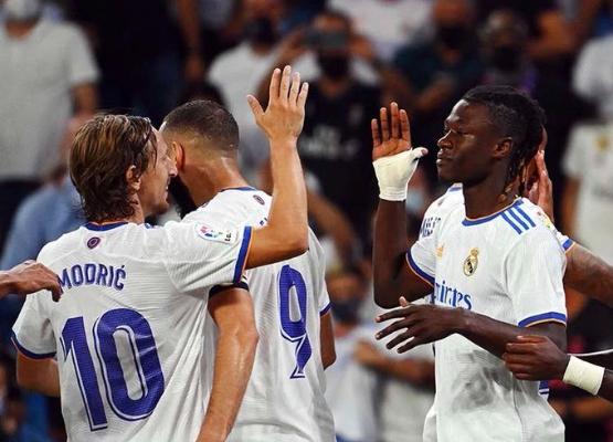 ريال مدريد يقلب الطاولة امام سلتا فيغو وليلة العودة الى السانتياغو برنابيو