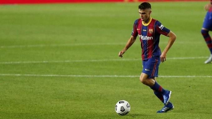برشلونة يثق في بيدري ويمنحه القميص رقم 16