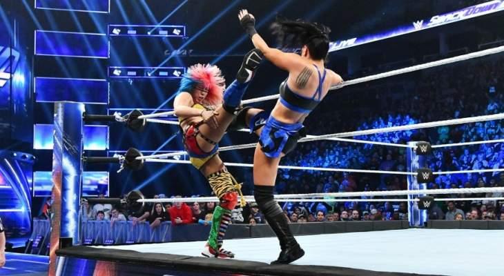 ستايلز يتوعد براين واسوكا تنافس على لقب السيدات
